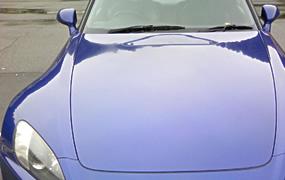 新車の輝きを維持